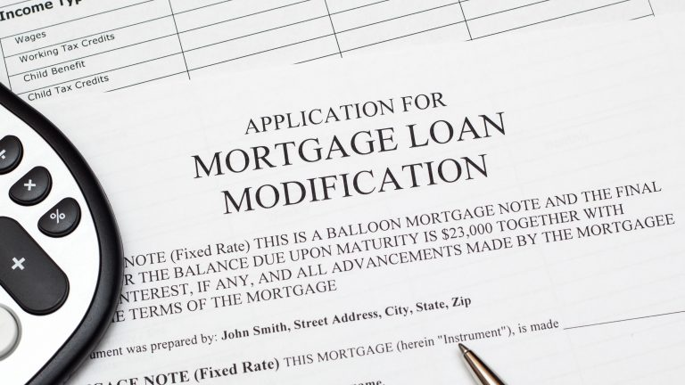 Loan Modification The Solution To Your Financial Problems